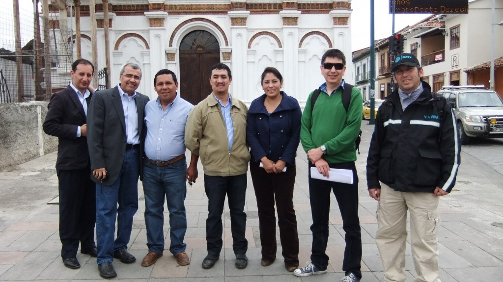 JMM conducts Road Safety Audit on pedestrian safety in Manta and Cuenca, Ecuador