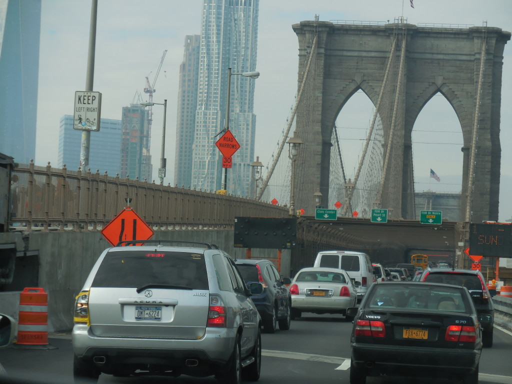 JMM conducts Work Zone Safety Audits for New York City Department of Transportation