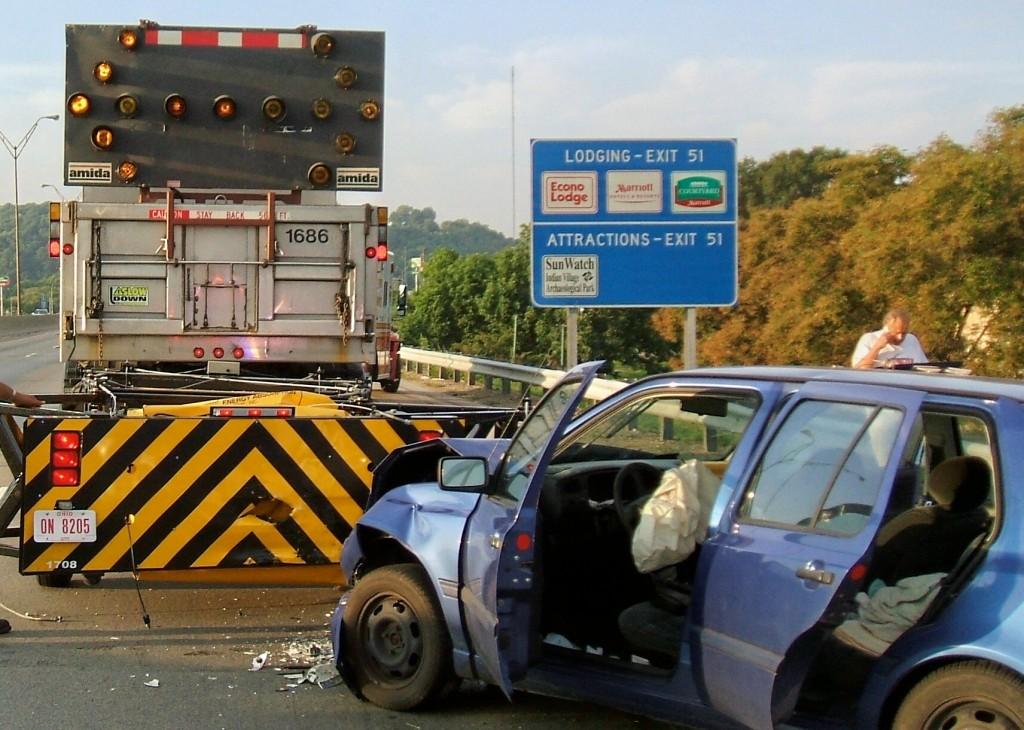 JMM to develop Truck-Mounted Attenuator (TMA) Course